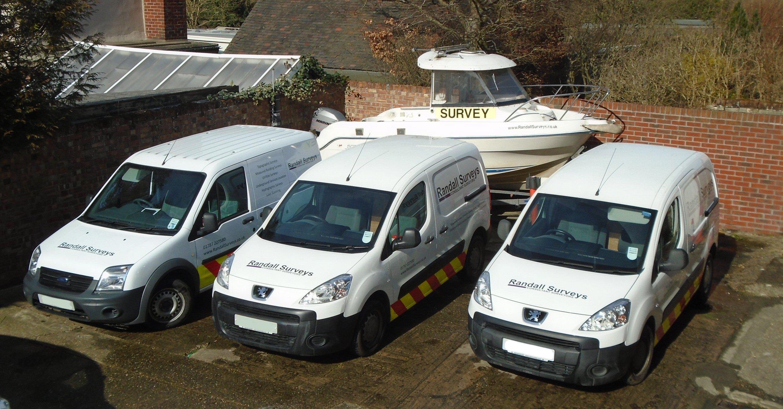 Three Vans 2015
