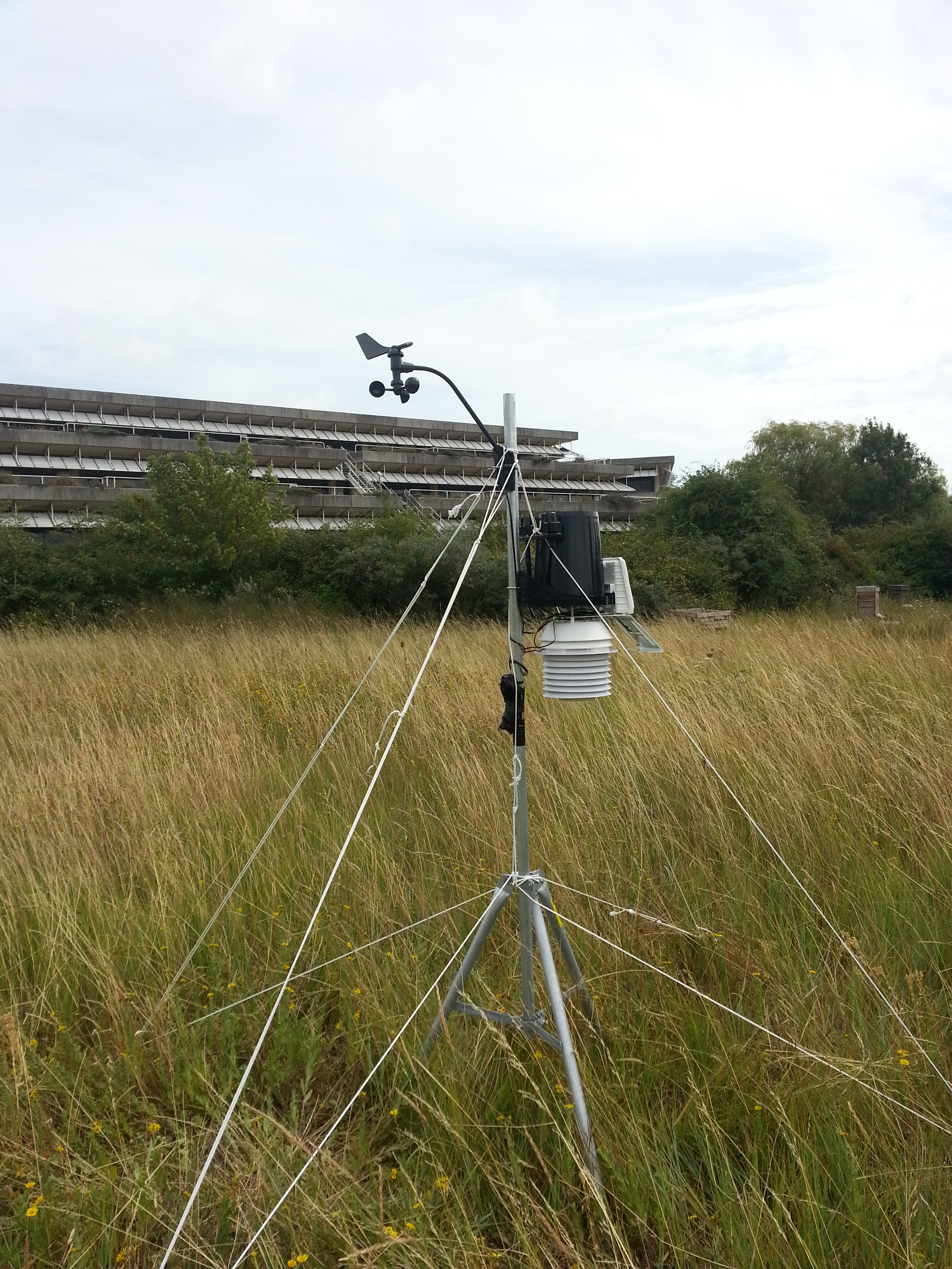 Hydrographic case study - Weather Station